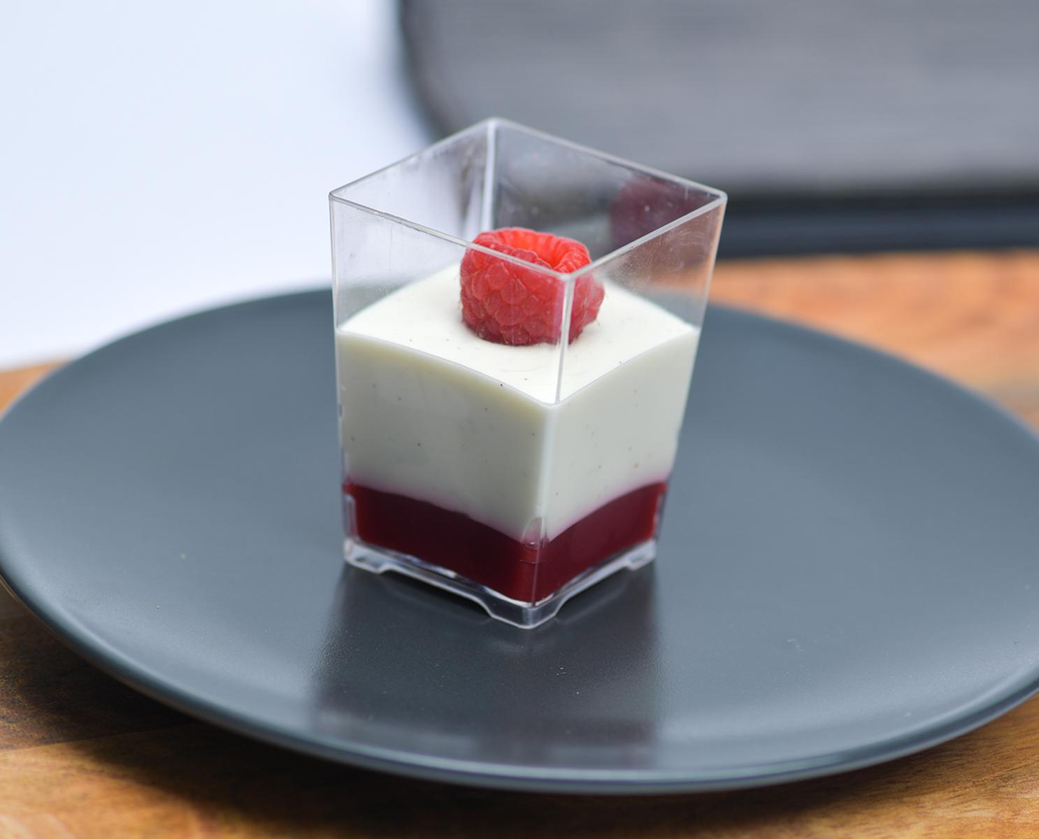 Yoghurt Mousse Berry