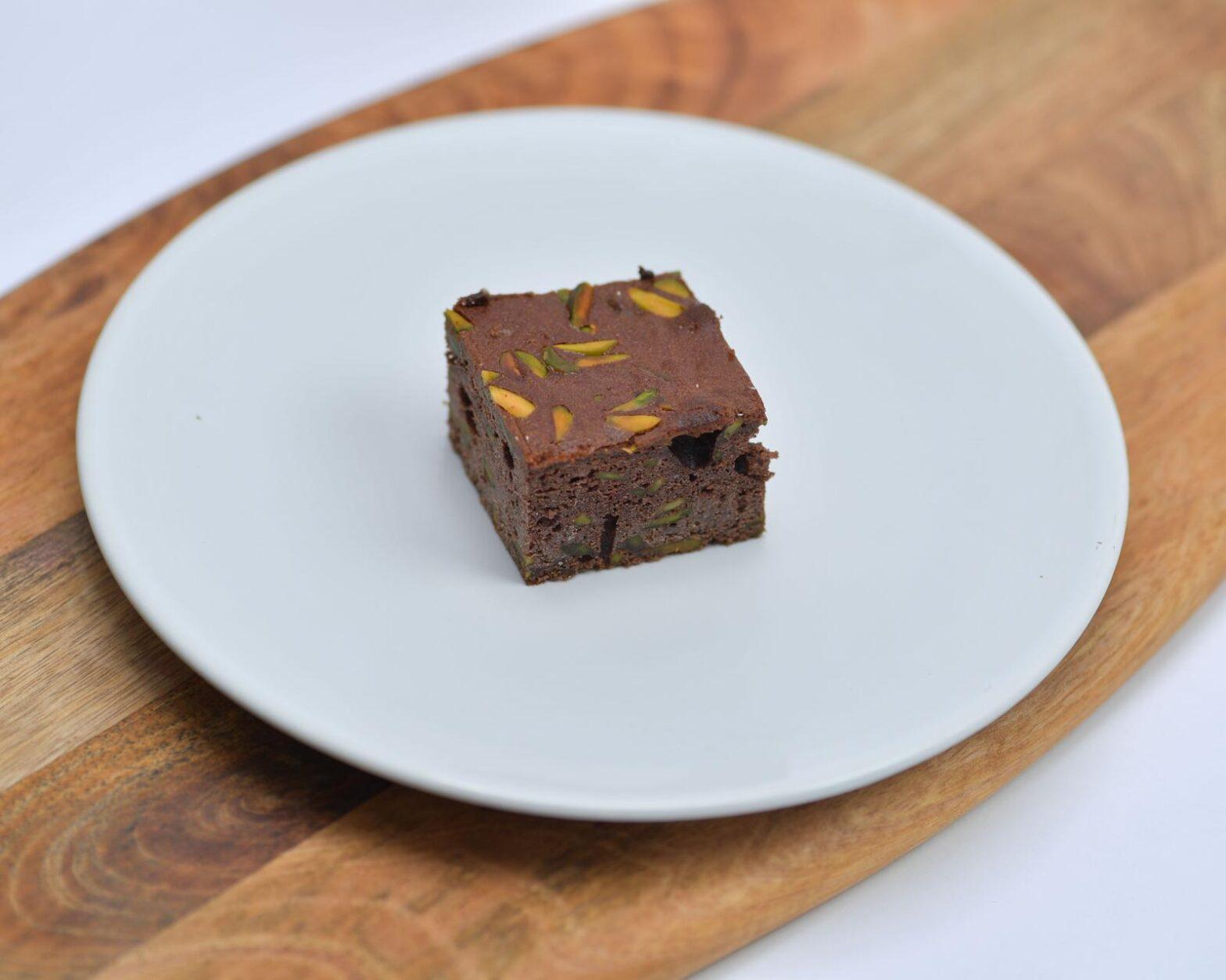 Pistachio Brownie