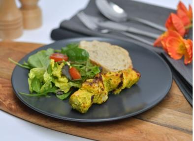 Dill Chicken Kebab