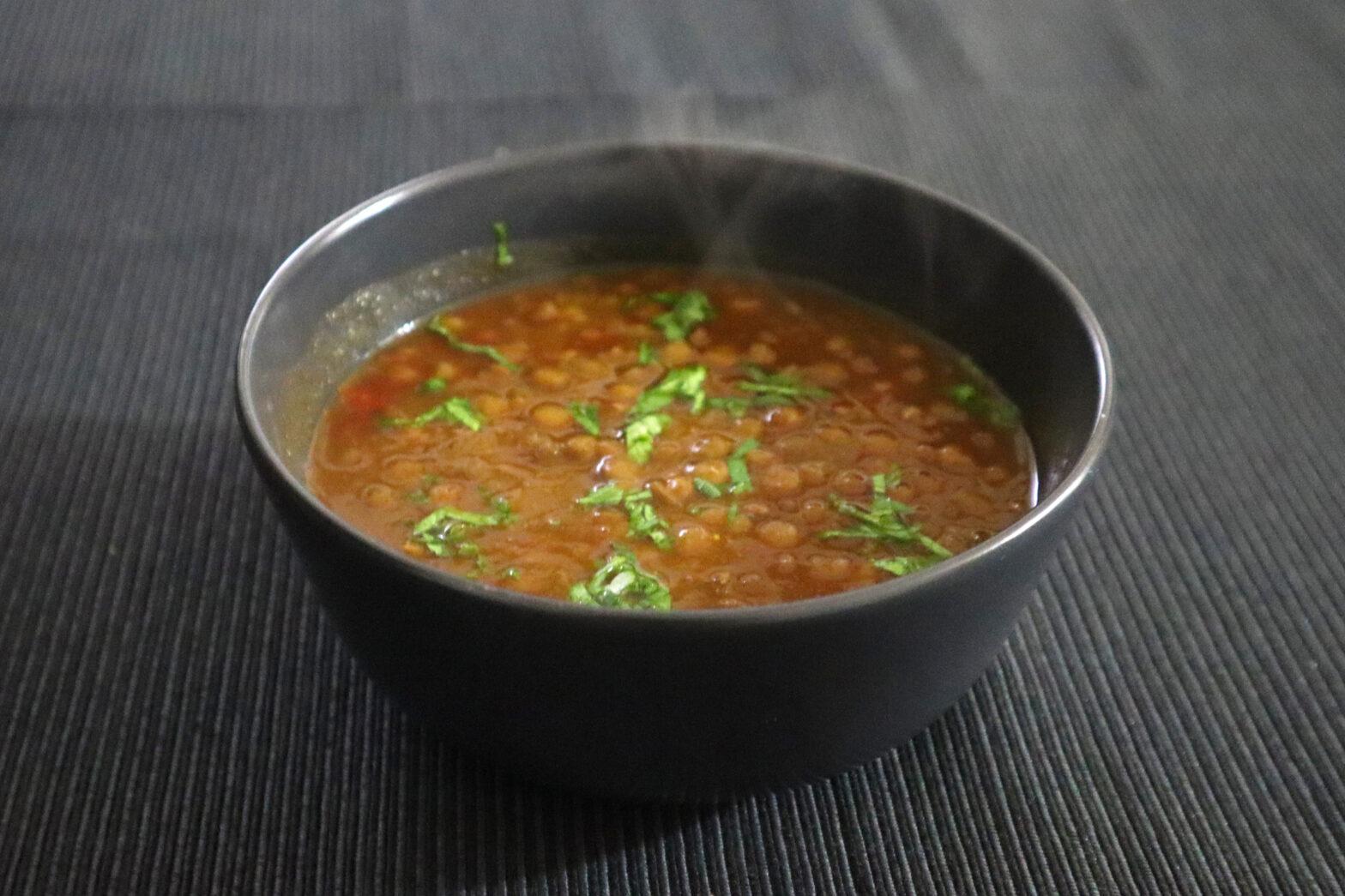 Lentil Harees Soup