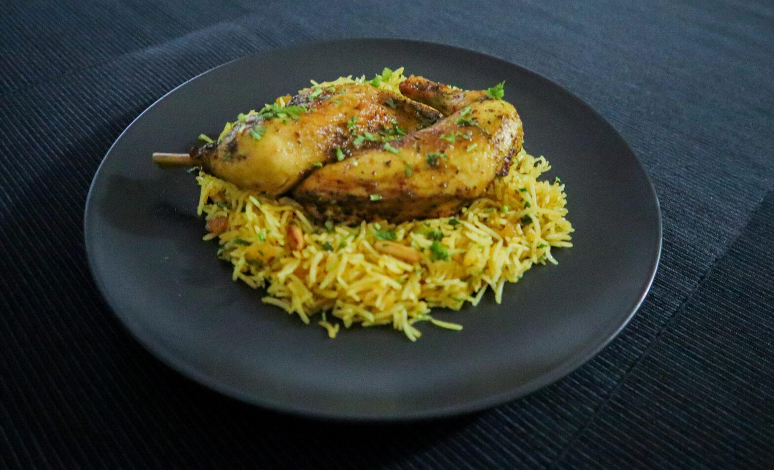 Chicken Bukhari