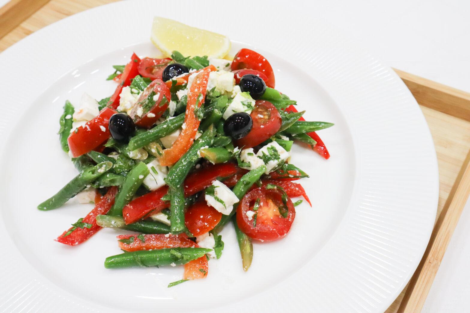 Green Beans Salad